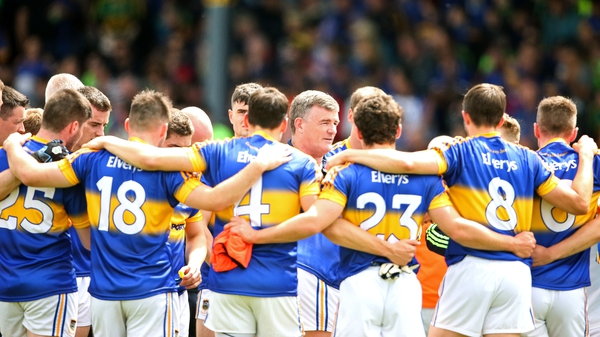 In his first year in charge, Liam Kearns has guided Tipperary to the last eight in the championship
