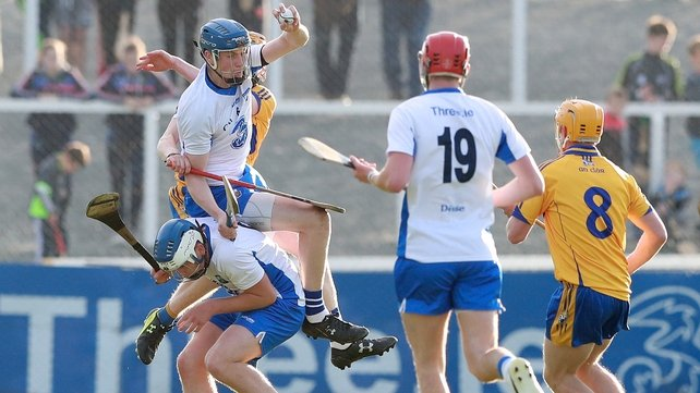 Mahony eyes repeat turn from Waterford U-21s