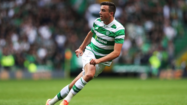 Brendan Rodgers hails Euro debutant O'Connell