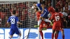 Fabregas sees red as Chelsea beat Liverpool in LA