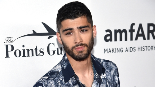 Zayn Malik has revealed his eating disorder struggles during his time in One Direction