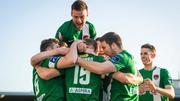 Cork City are desperate to continue their European odyssey