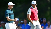 Rory McIlroy was four over on Day 1 at the PGA Championship