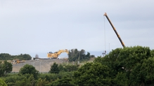 Diggers are already on site in Hinkley where the new plant will be built