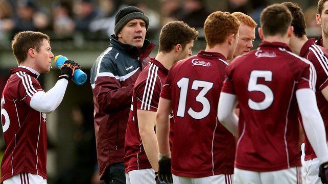 Kevin Walsh: Galway keen to push on at Croke Park