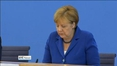 Nine News Web: Merkel rejects calls to reverse refugee policy in wake of attacks