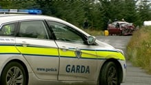 Two men and one woman died in the two-car crash in Co Donegal