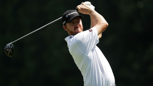 Jimmy Walker is the overnight leader