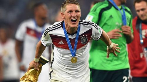 7333dd94c Bastian Schweinsteiger has called time on a stellar Germany career