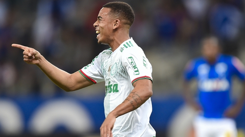 Gabriel Jesus has completed his move to Manchester City