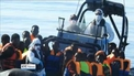 Crew of LÉ James Joyce rescue 155 people from Mediterranean