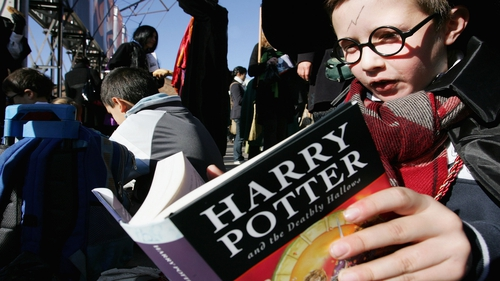 Rare Harry Potter books are frequently sold.