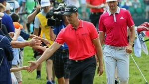 Henrik Stenson hopes to cap off a good year that also saw him win the Open