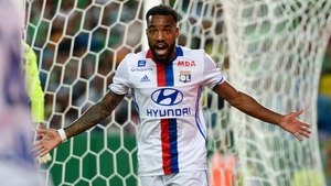 Alexandre Lacazette is considered one of Europe's top striking prospects