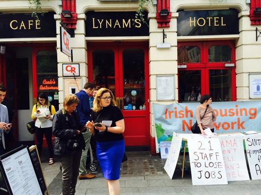 Rebuilding Ireland in Dublin