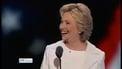 Hillary Clinton makes history as she accepts Democratic nomination