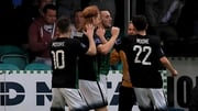 Bray celebrate Dylan Connolly's strike