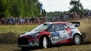 Kris Meeke sets the pace at Rally Finland