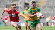 Paddy McBrearty was Donegal's hero today