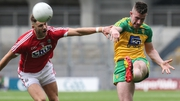 McBrearty was on red-hot form for Donegal against Cork