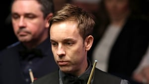 Ali Carter has faced testicular and lung cancer since winning the German Masters in 2013