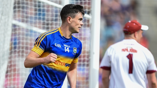 Quinlivan became just the second Tipperary footballer to claim an All Star