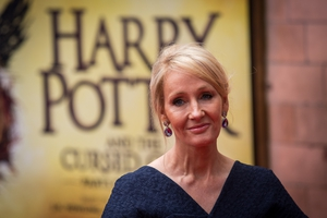 JK Rowling calls time on Harry