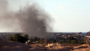 The fall of Sirte, 450km east of Tripoli, would be a major blow to IS