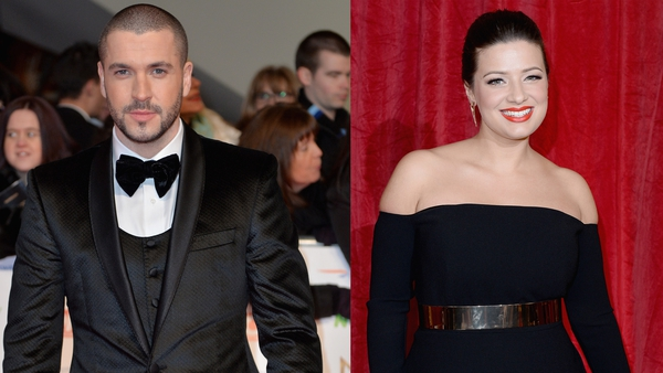 "Shayne Ward and Sophie Austin ""overjoyed"" at baby news"