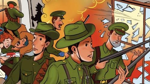 Kids Books to Commemorate 1916