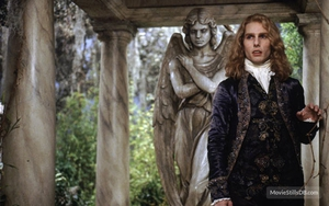 Tom Cruise starred as Lestat in the movie version of Interview with a Vampire