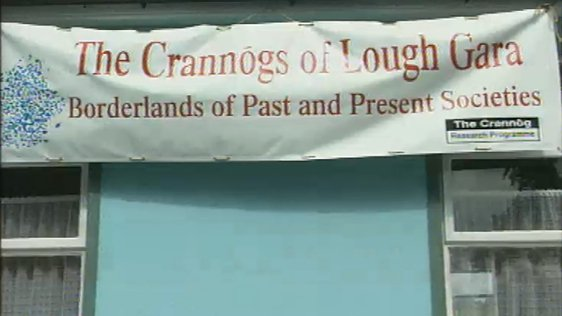 Crannógs of Lough Gara, County Sligo (2001)