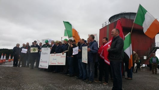 IFA Protests