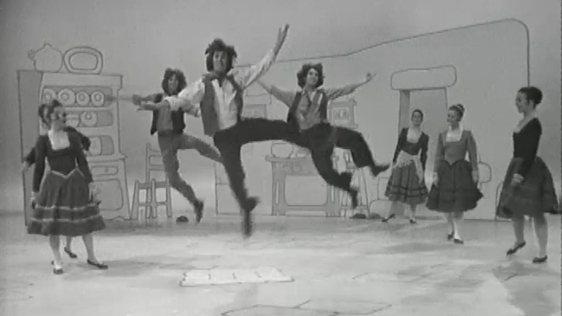 Irish Ballet Company 'Billy The Music' 1974