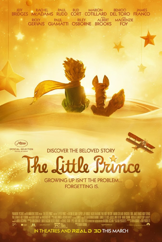 """The Little Prince"" by Antoine de Saint-Exupéry"