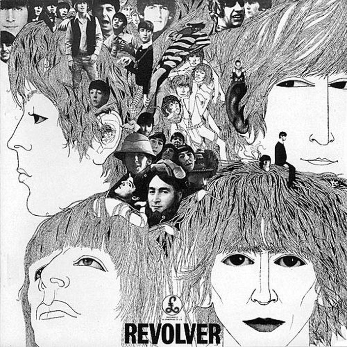 "50th anniversary of ""Revolver"" by The Beatles"