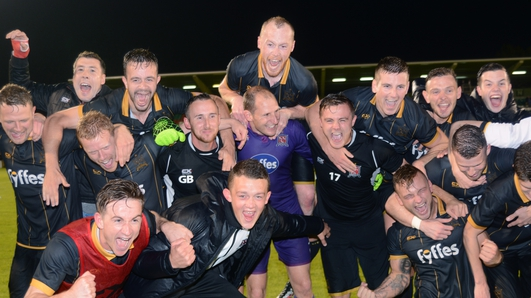 Historic Dundalk victory 'still a bit surreal' for fans