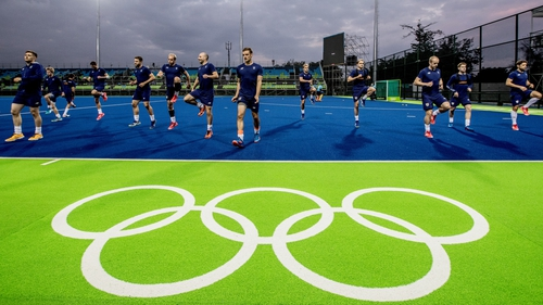 Ireland are looking to make consecutive Olympic Games