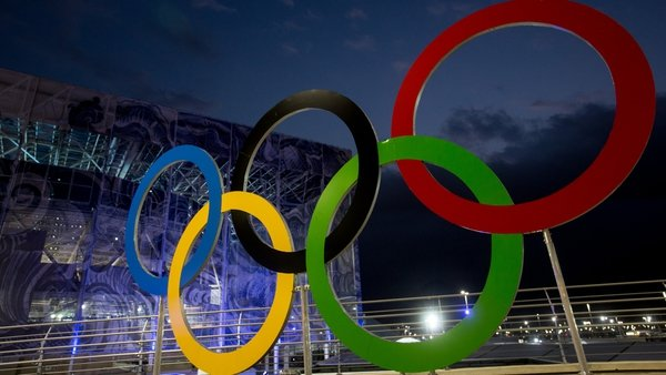 The Olympics begin this Friday