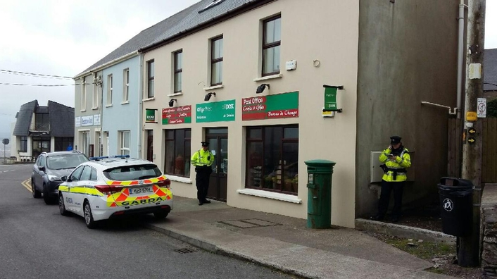 Search for Kerry robbery suspect resumes