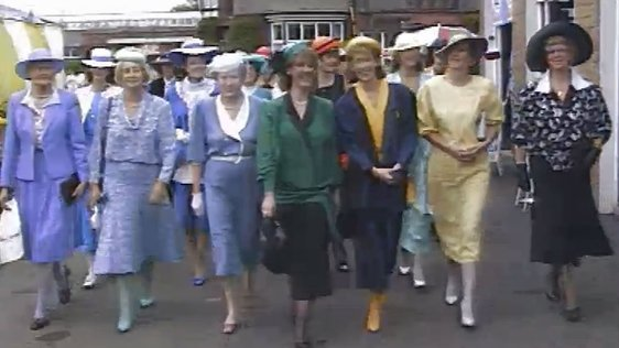 Dublin Horse Show Ladies Day (1986)