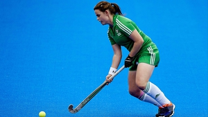 Lizzie Colvin scored Ireland first