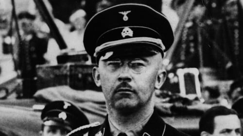 Heinrich Himmler was one of the principal architects of the Holocaust