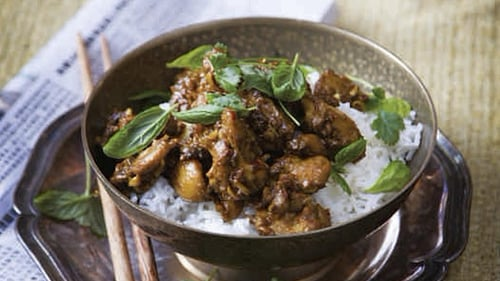 Chilli and Lemongrass Chicken Simple meals