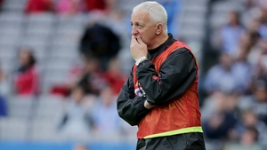 Counihan led Cork to All-Ireland success in 2010
