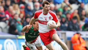 Gerard O'Kane: 'I now return to being an ardent Derry supporter'