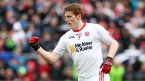 Peter Harte was among the scorers for Tyrone