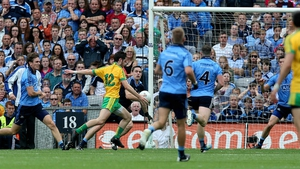 Ryan McHugh goals against Dublin in 2014