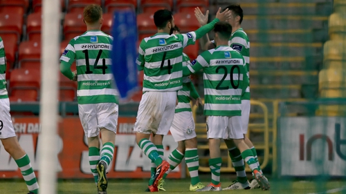Shamrock Rovers welcome St Patrick's Athletic to Tallaght