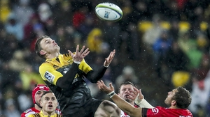 Beauden Barrett was in flying form for the Hurricanes